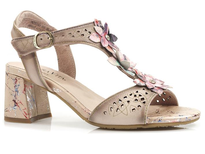 eleganckie sandały Laura Vita Jachino