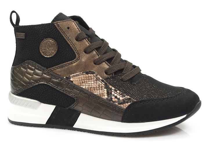 półbuty sneakersy Rieker N7610-00