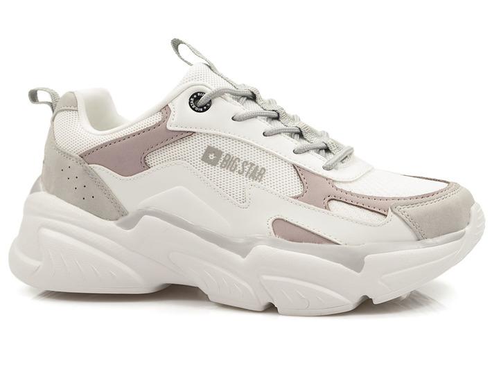 półbuty sportowe sneakersy Big Star HH274255/ HH274258