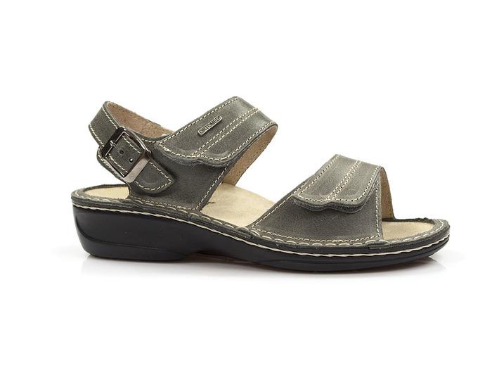 zdrowotne sandały OrtoMed 3728