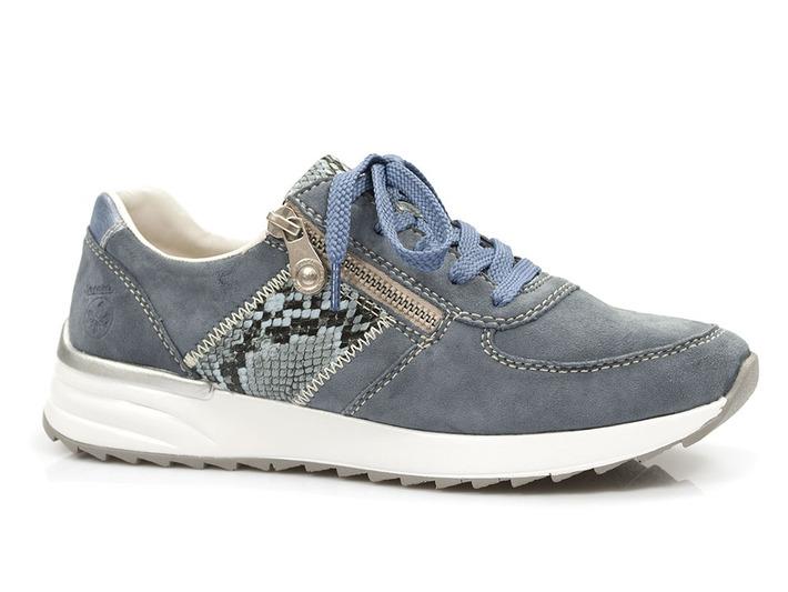 półbuty sneakersy Rieker N8024-10