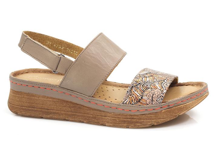 komfortowe sandały Maciejka 04142