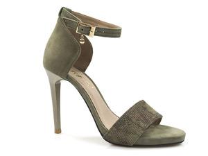 Buty damskie sandały szpilki Karino 2390