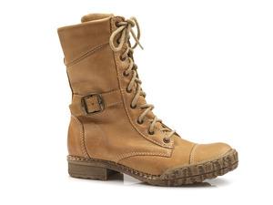 Buty damskie kozaczki dziewczęce Mido Noster 485
