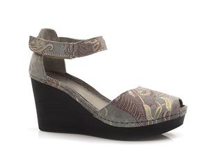 Buty damskie sandały Lemar 50066