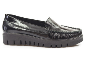 Buty damskie mokasyny wsuwane Lemar 10118