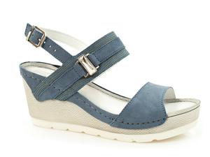 Buty damskie sandały Lemar 50063