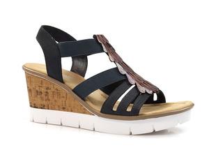 Buty damskie sandały Rieker V5535
