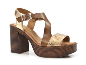 Buty damskie sandały Verano 7038