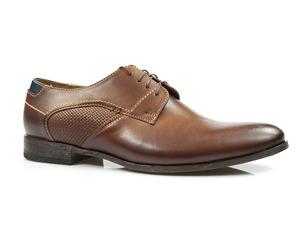 Buty damskie męskie półbuty sznurowane Duo Men 732e