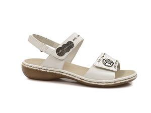 Buty damskie sandały Rieker 65972-81