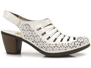 Buty damskie sandały Rieker 40959-80