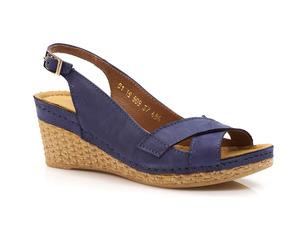 Buty damskie espadryle sandały Dolce Pietro 0809