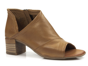 Buty damskie sandały wyciete botki peep toe Venezia 04711546