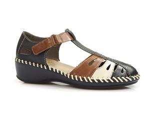 Buty damskie sandały Rieker N1667-14