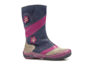 Buty damskie kozaczki dziewczęce Mido Noster 385