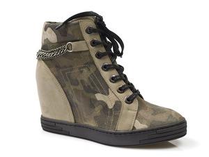 Buty damskie sneakersy Carinii b3028 z