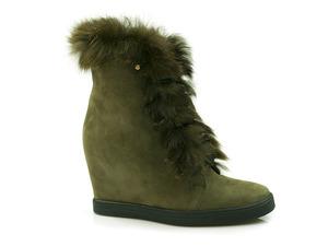 Buty damskie botki sneakersy Badura 8154