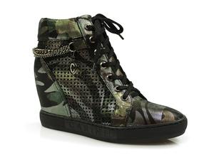 Buty damskie sneakersy Carinii b3968