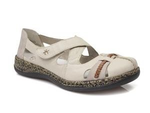 Buty damskie sandały Rieker 46345/46352
