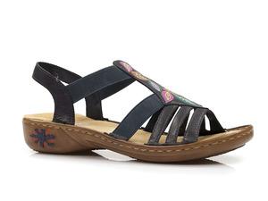 Buty damskie sandały Rieker 60171-14