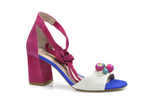 Buty damskie sandały Bravo Moda 1620