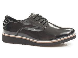 Buty damskie półbuty lakierowane Filippo DP1514