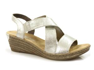Buty damskie sandały Rieker 62481