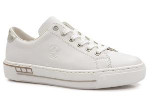 Buty damskie półbuty sneakersy Rieker L88W1-80