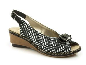 Buty damskie sandały Rieker 66172