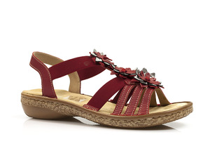 Buty damskie sandały Rieker 62858-33