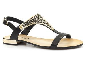 Buty damskie sandały rzymianki Nessi 17185