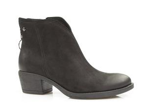 Buty damskie botki na niższym obcasie Lemar 60211