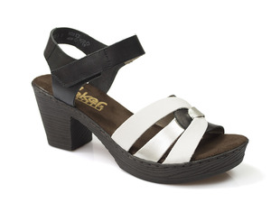Buty damskie sandały Rieker 66763