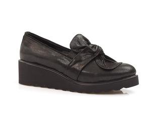 Buty damskie półbuty na koturnie Venezia 40806R128