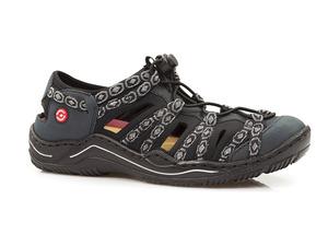 Buty damskie sandały sportowe Rieker L0577