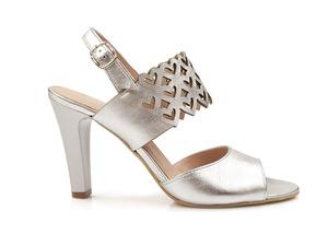 Buty damskie sandały szpilki Eksbut 5006