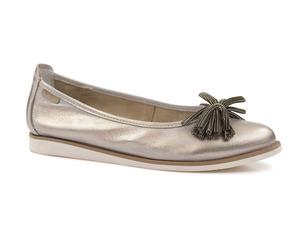 Buty damskie balerinki Nessi 19522