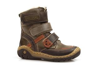 Buty damskie kozaki dziecięce Mido Noster 376