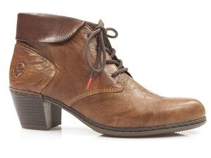 Buty damskie trzewiki botki Rieker Y2131-22