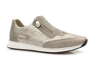 Buty damskie półbuty wsuwane Rieker 56067