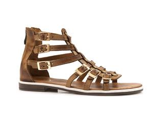 Buty damskie sandały rzymianki Dolce Pietro 2096