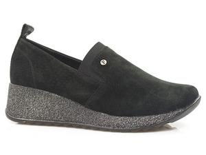 Buty damskie półbuty wsuwane Filippo DP1500