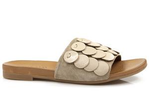 Buty damskie klapki z kółkami Venezia 200038