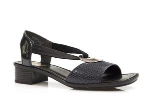 Buty damskie sandały Rieker 62662-14