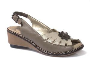 Buty damskie sandały Rieker 66177