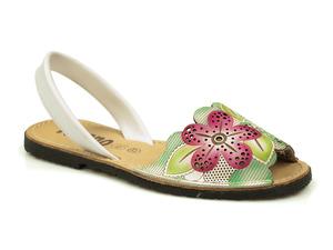 Buty damskie rzymki Verano 349