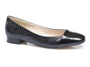 Buty damskie czółenka balerinki Mark Shoes 24b
