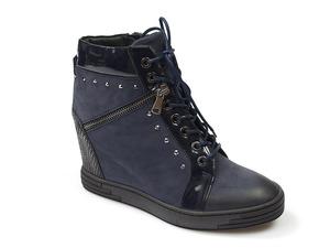 Buty damskie sneakersy Carinii b3254