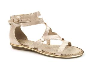 Buty damskie rzymianki Carinii b4006